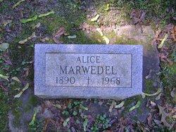 Alice Marwedel