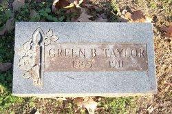 Green Berry Randolph Taylor