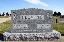 Gertrude <I>Bolt</I> Fleming
