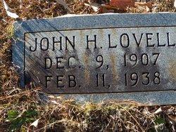 John H Lovell