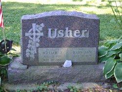 Mary Ann <I>Kratchnik</I> Usher