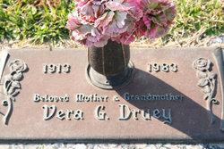 Vera G Druey