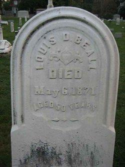 """Louis Dunn """"L.D."""" Beall"""