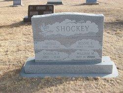 Bessie E <I>Goode</I> Shockey