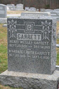 Margaret Ruth Garrett