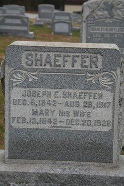 Mary T. <I>Sutton</I> Shaeffer