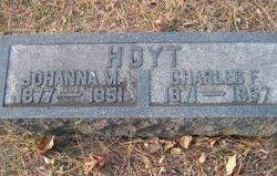 Johanna Marie <I>Frey</I> Hoyt