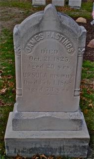 Ursula <I>Austin</I> Hastings