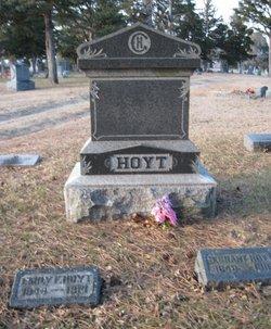 Emily F. <I>Yetman</I> Hoyt