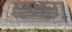 Brenda Louise <I>Tyler</I> Tipton