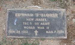 Edward T Florek