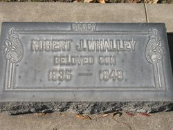 "Robert James ""Bobby"" Whalley"