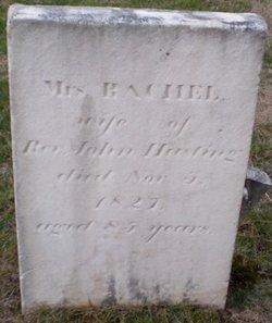 Rachel <I>Remington</I> Hastings