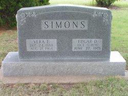 Vera E Simons