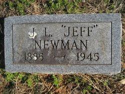"Jackie L. ""Jeff"" Newman"