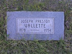 Joseph Preston Vallette