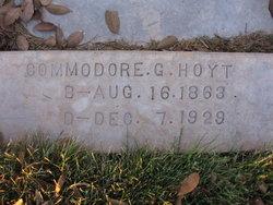 Commodore G. Hoyt