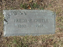 Freda Rine Dietle