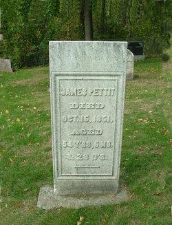 James Pettit