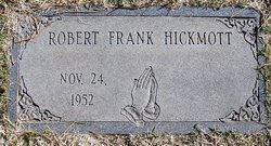 Robert Frank Hickmott