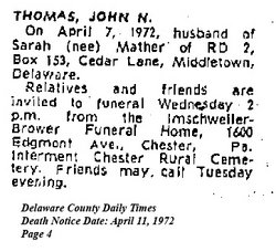 John N. Thomas