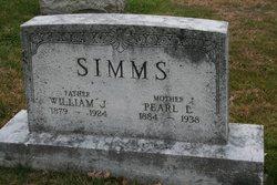 Pearl L. <I>Young</I> Simms