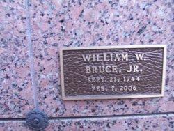 William W Bruce, Jr