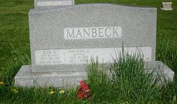 Elsie Q. <I>Billman</I> Manbeck