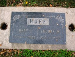Lucille M. Huff