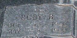 Ruby S. <I>Benavides</I> Patino