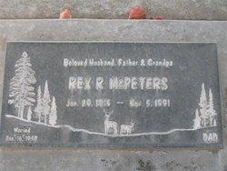 Rex Ree McPeters