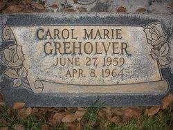 Carol Marie Greholver