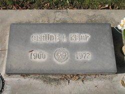 Claude L Kemp