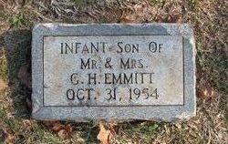 Infant Son Emmitt