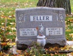 Virginia Alberta <I>Kimrey</I> Eller