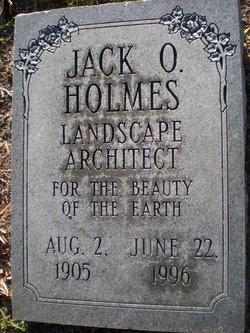 Jack Oliver Holmes