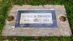Lucille Manchester <I>Vurgason</I> Trussell