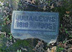 Julia Lewis