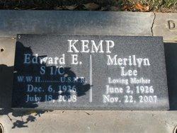 Merilyn Lee Kemp