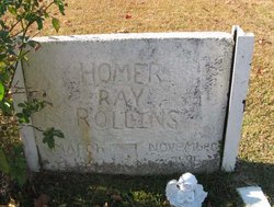 Homer Ray Rollins