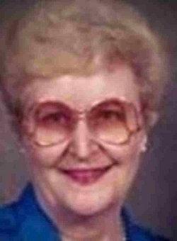 Mary Frances <I>Oldham</I> Gregory