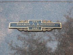 Sharon A. Kauffeld