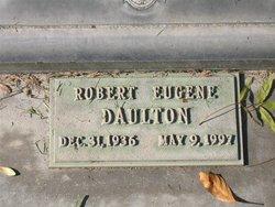 Robert Eugene Daulton