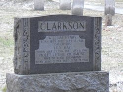 Violet Lethie <I>Clarkson</I> Richmond