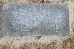 Abram Driedger