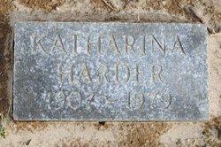 Katharina Harder