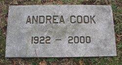 Andrea B Cook