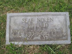 Seafus Nolen Pittard