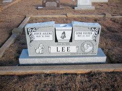 Gene Foster Lee