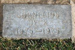 Cornelius Dyck